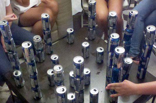 Drinking Game Landmines Rooster Magazine
