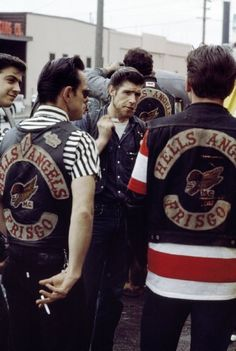 photo - 1966 Hell's Angels