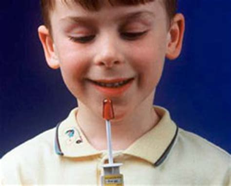 photo - kid who loves his fentanyl lollipop