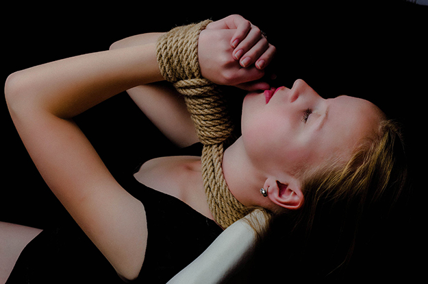 Safety Is One Thing Rachel Stresses Above All And Is Generally The Bulk Of The Introduction Class Bdsm Is Not As Easy As Grabbing Rope And Tying Your