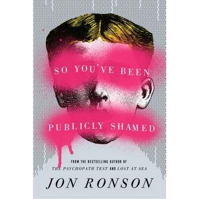 photo - Jon Ronson book