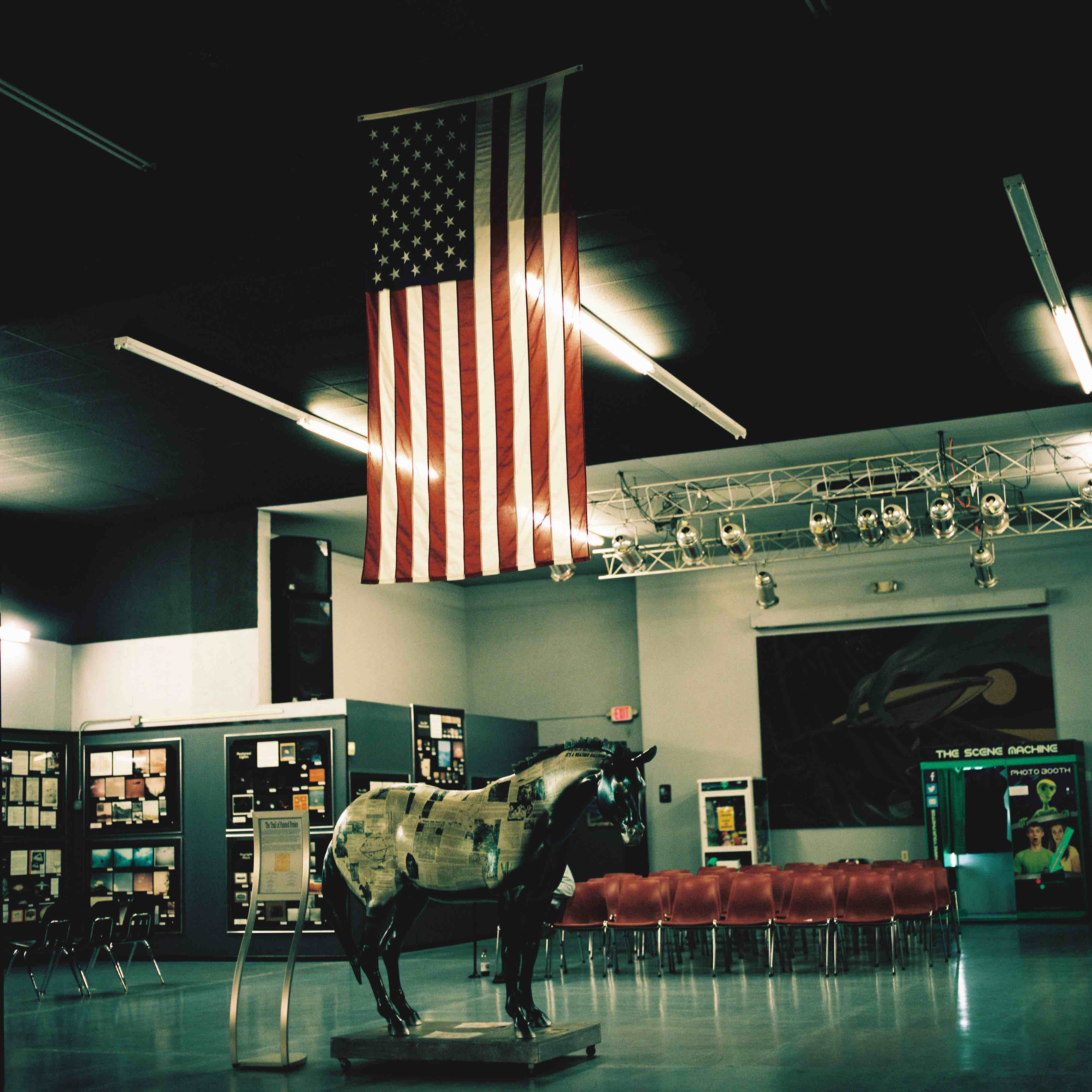 photo - Roswell - American flag