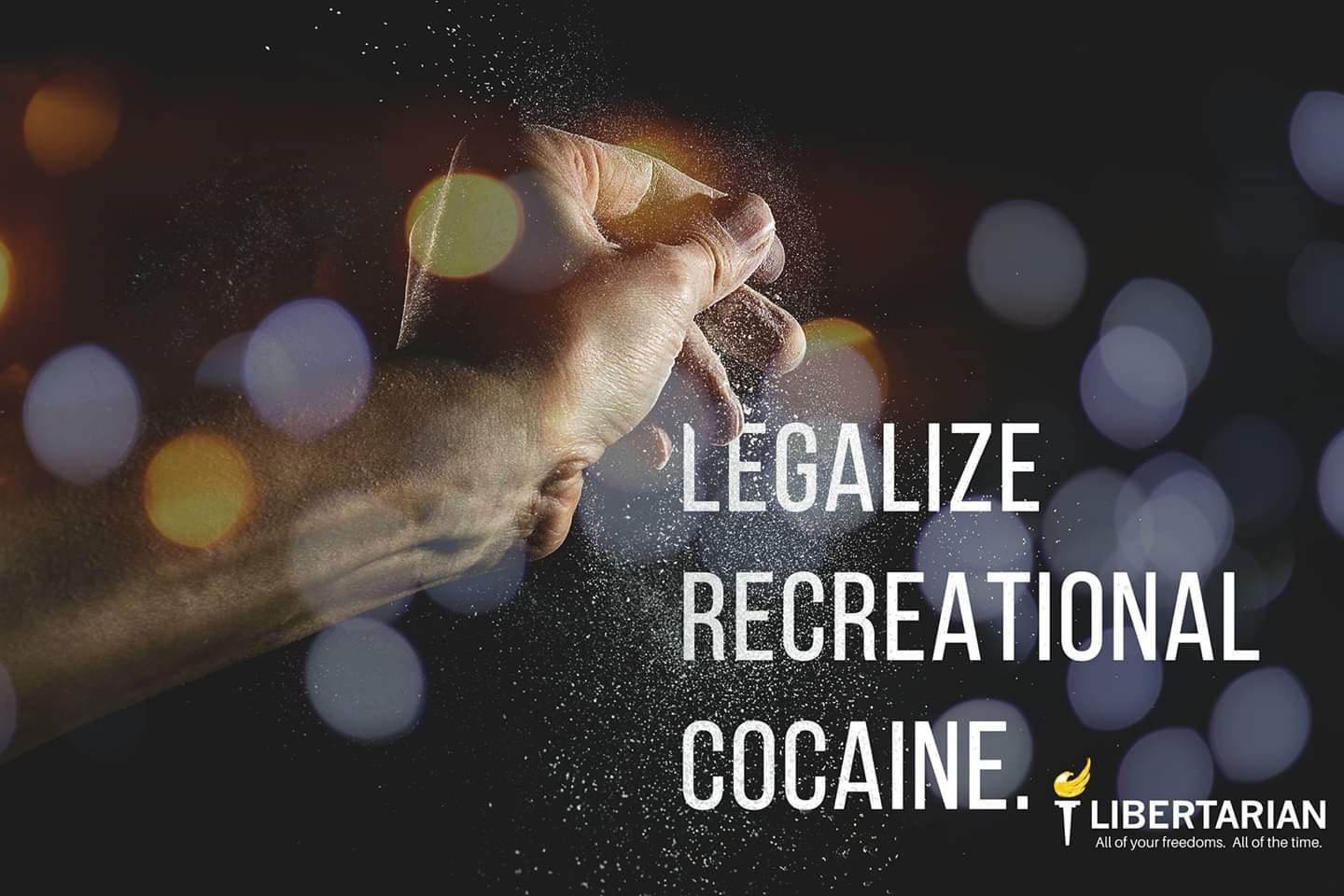 The Backstory Behind The Legalize Recreational Cocaine Meme