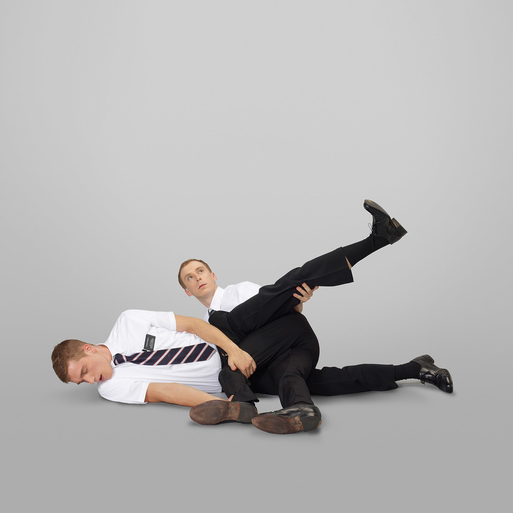 missionary position impossible