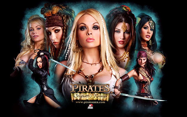 Sex with pirate