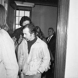photo - Owsley Stanley arraigned 1967