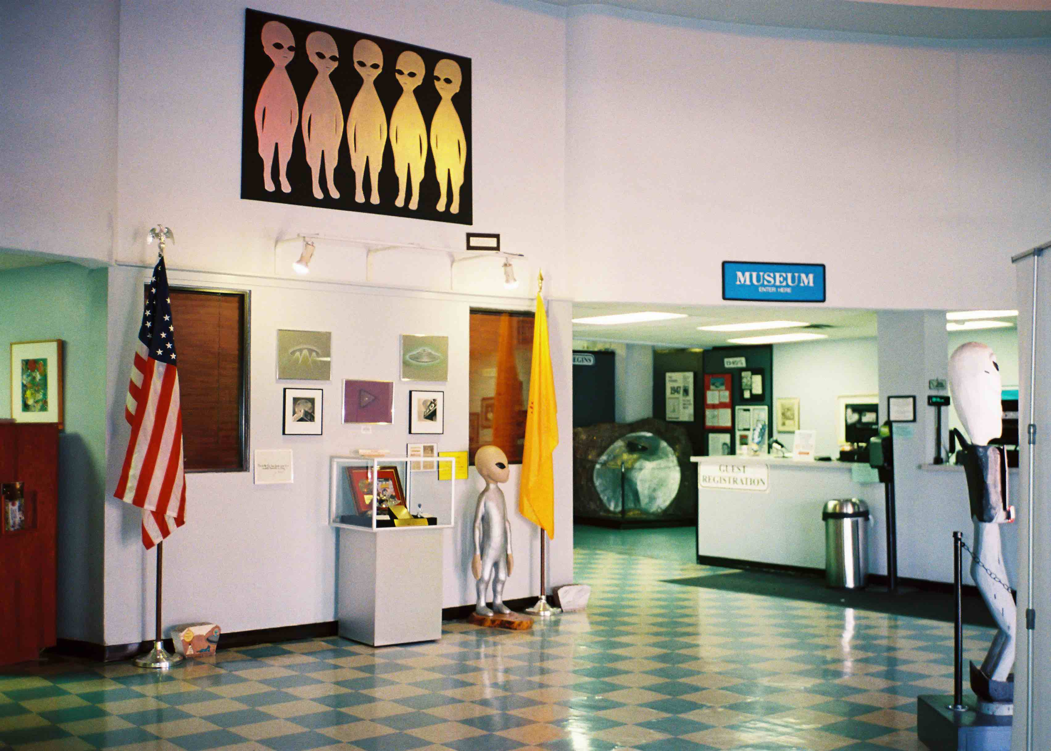 photo - Roswell museum