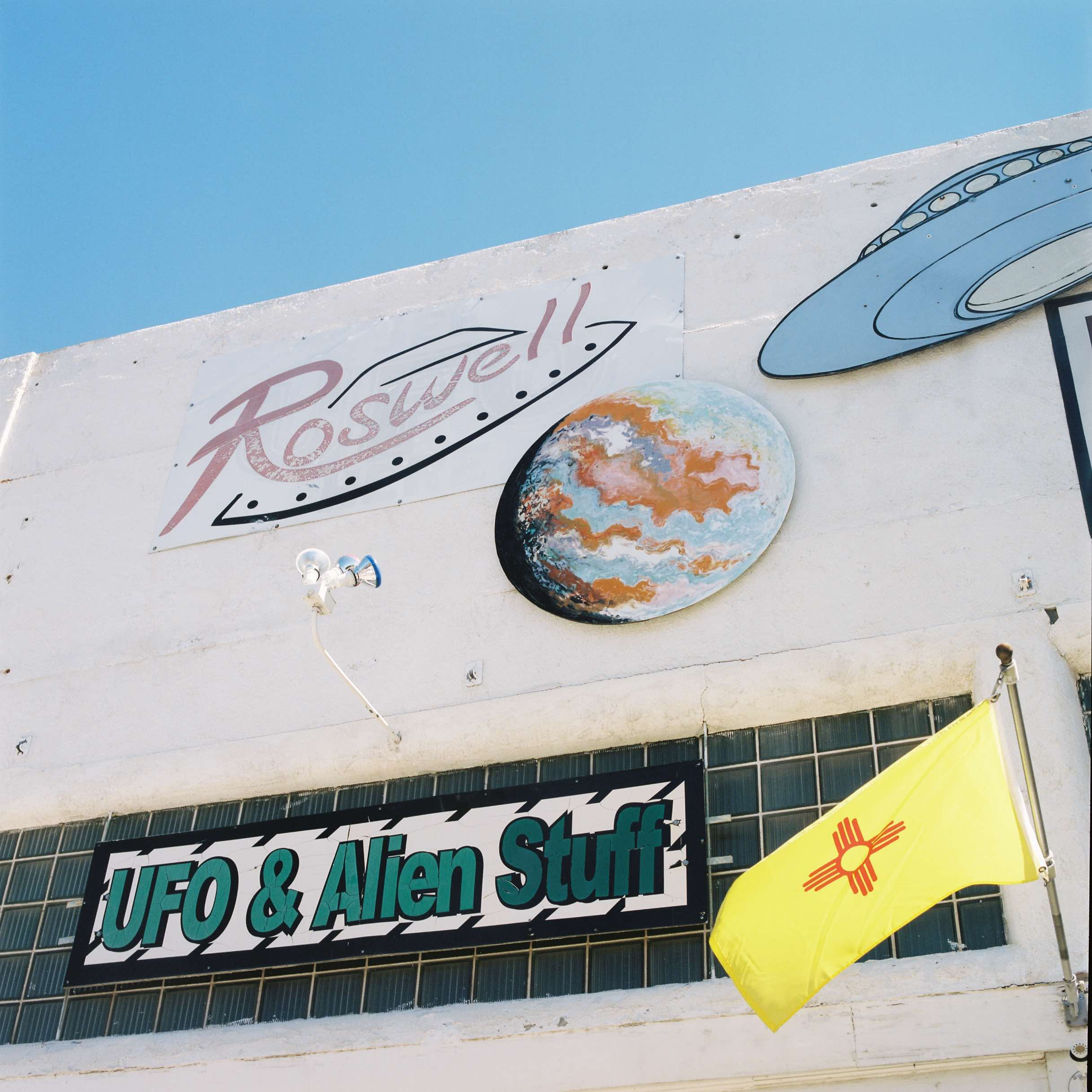 photo - Roswell UFO and Alien store