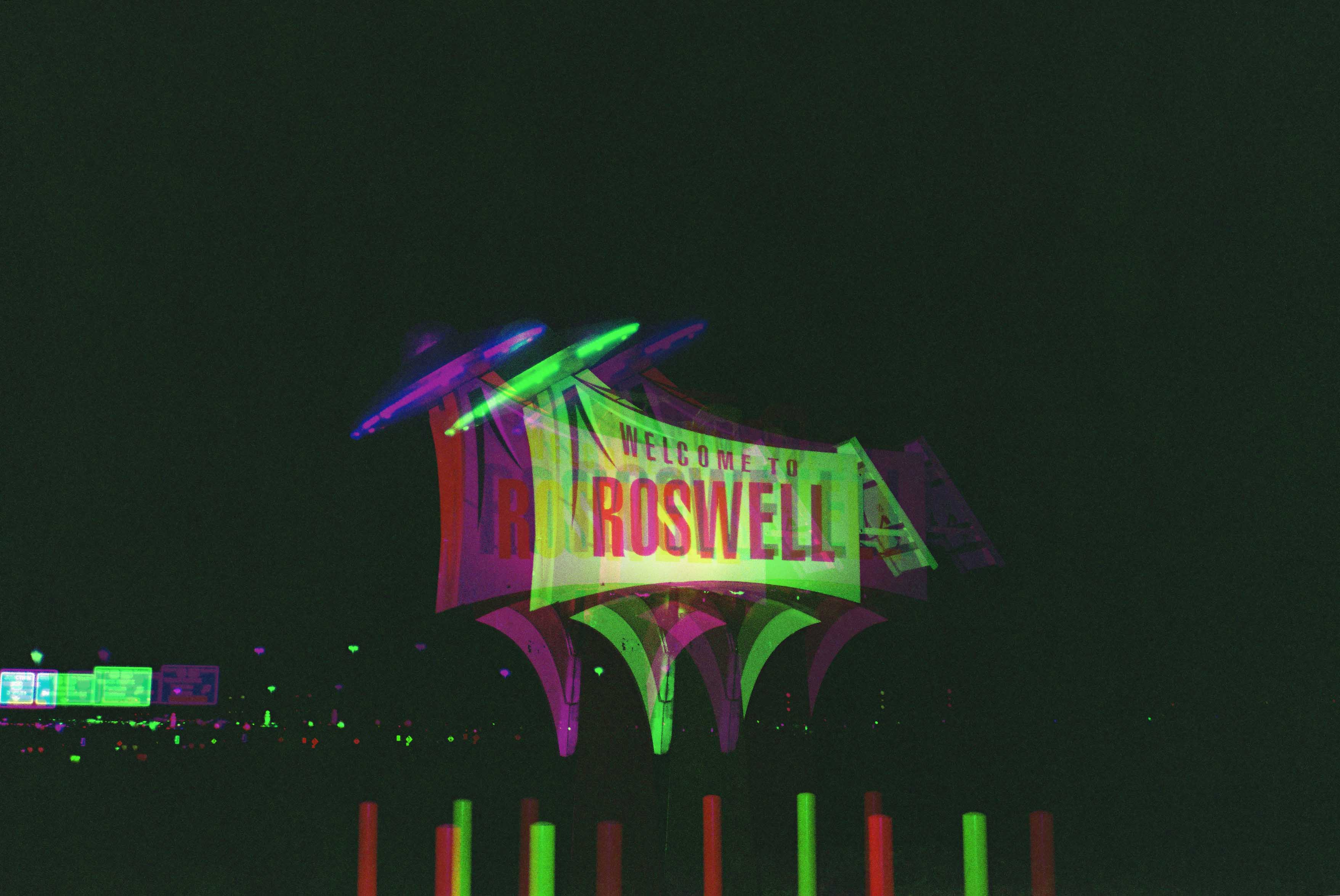 photo - Roswell sign