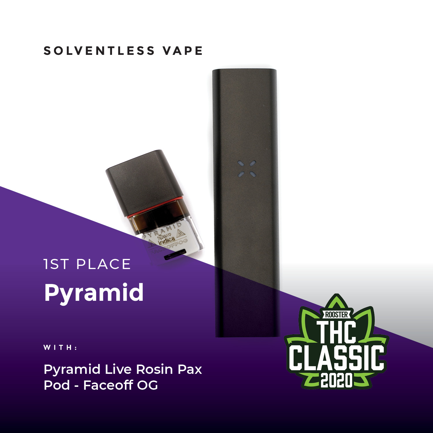 Best Colorado Cannabis Products: Solventless Vape