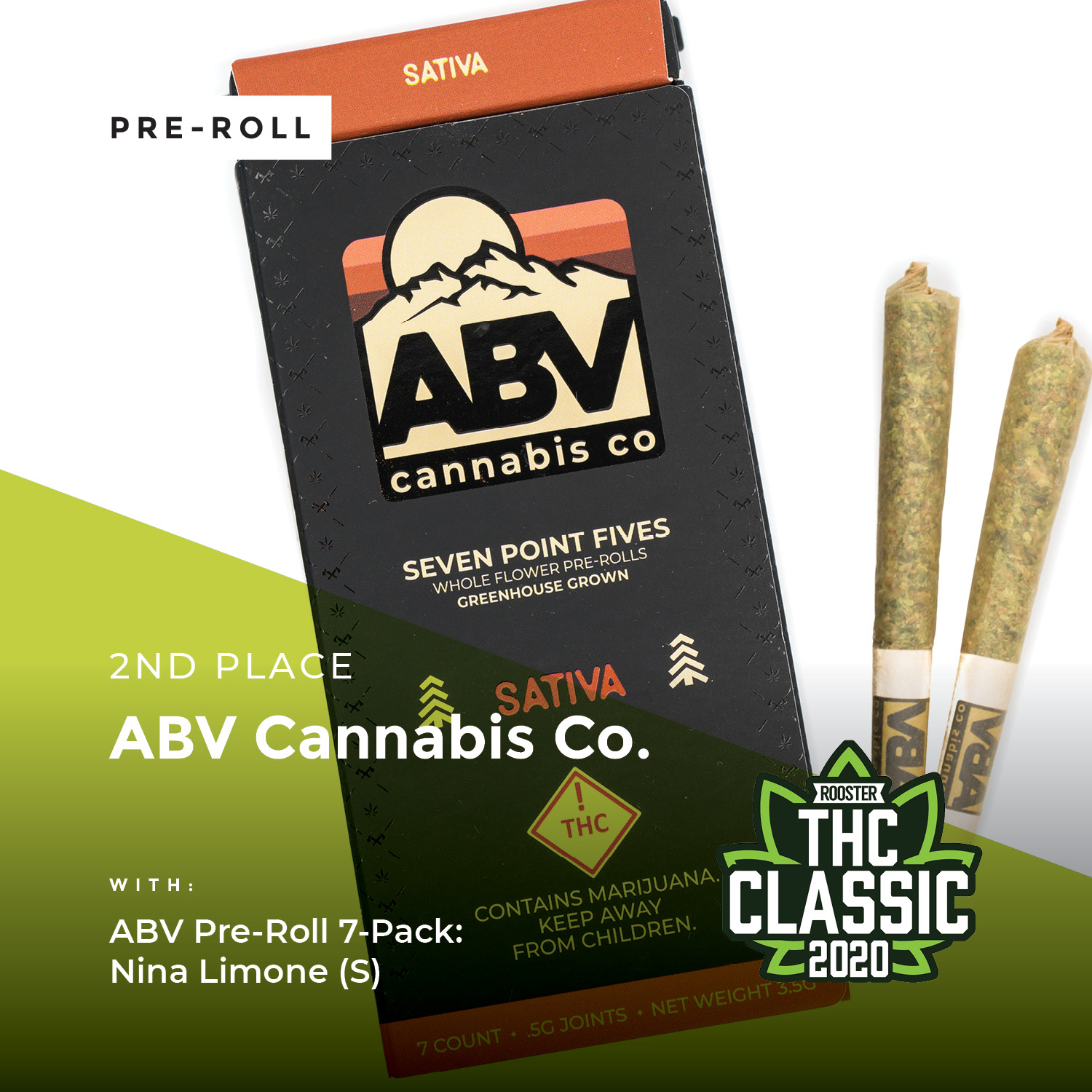 Best Colorado Cannabis Products: Pre-Roll