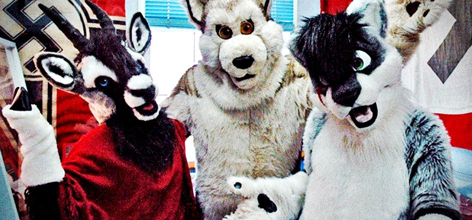 Furry convention canceled due to Neo-Nazi foxes | Rooster
