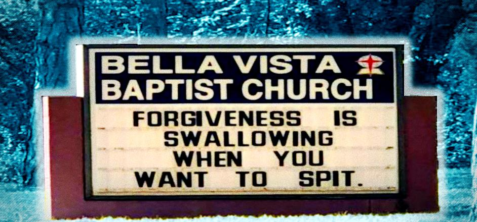 Unintentionally Sexual Church Signs Are Hilarious But Can Cause A