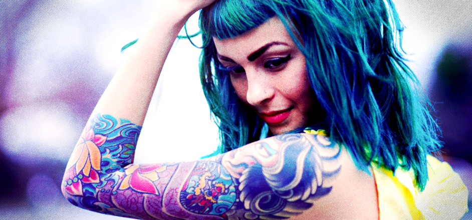 New ephemeral tattoo ink only lasts a year so go ahead for Tattoos that last a year