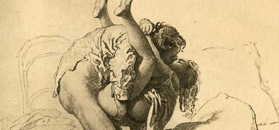 19th Century Public Sex - Mihály Zichy's 19th century erotica shows you what sex looked like in the  1800s   Rooster Magazine