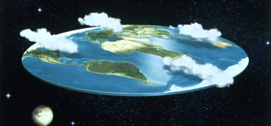 The Flat Earth Society Is Offering 5K To Anyone Who Can Prove Round