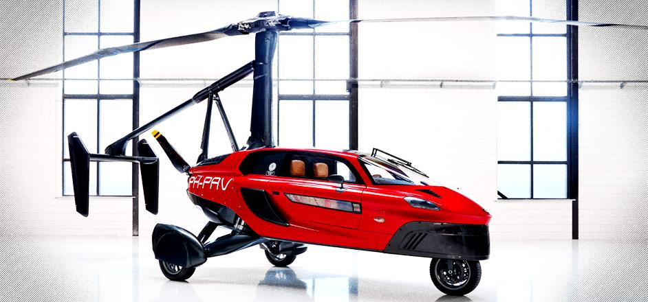 Flying Cars Are So Realistic And Imminent You Can Purchase One Now