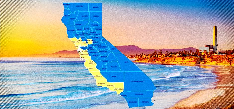 Tired of gays and weed, New Californians are '90 percent sure' they can  make their own state | Rooster Magazine